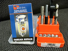 RECOIL 3/8 UNF X 24 THREAD REPAIR KIT NEW TAP AND INSTALLATION TOOL