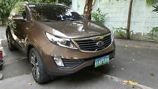 Kia Sportage 2012 Hign end model