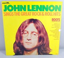 "John Lennon Sings The Great Rock & Roll Hits ""Roots"" Adam VIII A 8018 Stereo"