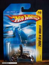 HOT WHEELS 2008 FE #6 -196-3 DRAGTOR WHITE AMER NM CA