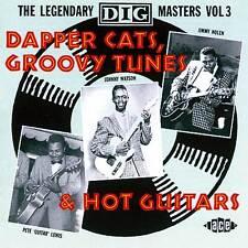 Dapper Cats, Groovy Tunes & Hot Guitars (CDCHD 351)
