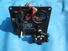 ww2 raf spitfire mk11 oxygen regulator LATE MK 9 ONWARDS