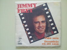 "Jimmy FREY-vida fille 7"" single sung dans spanish"
