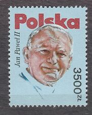 POLAND 1991 **MNH SC#3046 STAMP s/s YOUTH DAY POPE JPII