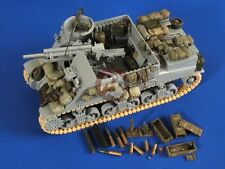 Verlinden 1/35 M7 Priest Tank Stowage and Ammo Set (for Dragon kit) [Resin] 2633