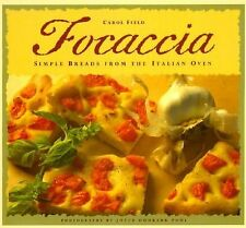Focaccia Simple Breads Italian Oven Recipes Cookbook Paperback