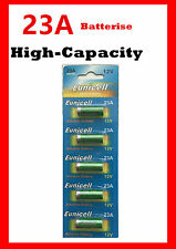 10 piece 23AE 21/23 GP23 A23 23A 23GA MN21 12V Card alkaline battery 2yrs
