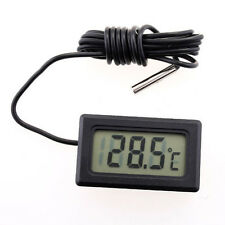 Thermometer digital LCD -50°+110°C Temperatur Messer Anzeige Termometer Hot Tool