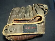 Old Vtg Wilson Baseball Glove Rare Patent # 2231204 Andy Pafko 1941