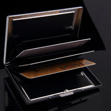 Waterproof Stainless Steel Business ID Credit Card Wallet Holder Pocket Case New