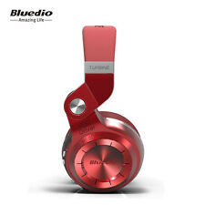 Bluedio T2S Bluetooth Wireless Headphones On Ear Headsets195° Rotating Ear Cups