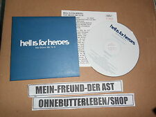 CD Punk Hell Is For Heroes - You Drove Me To It (1 Song) Promo CHRYSALIS