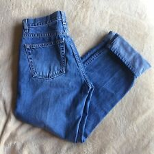 High Waist Mom Jeans | Gap Blue Jeans | 4 Regular, Medium Wash, Vintage, 1990s