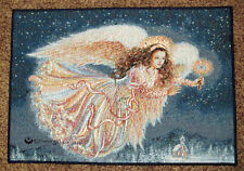 Guiding Christmas Angel Tapestry Placemat