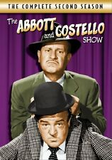 NEW - The Abbott and Costello Show: Season 2 (1953)