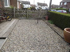 decorative gravel 20mm / stone / shingle 1 tonne(landscaping, driveways, borders