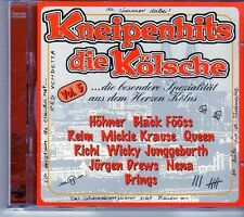 (EI329) Kneipenhits die Kölsche 5, 2CDS  - 2003 CD