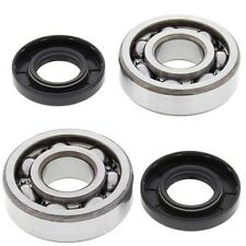 Kawasaki KX80 KX85 1981-2012 Main Crank Bearing Crankshaft Seal Kit KX-80 KX-85