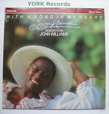 JESSYE NORMAN - With A Song In My Heart - Ex Con LP Record Philips 412 625-1