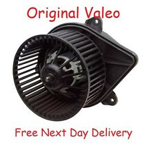 VAUXHALL VIVARO VAN HEATER BLOWER FAN MOTOR WITHOUT AIR CONDITIONING 93161216