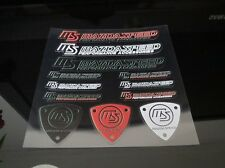 MAZDA MAZDASPEED CLEAR TYPE DECAL STICKER BADGE MX5 RX3 RX4 RX5 RX7 RX8 MPS SP23