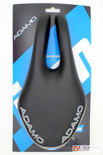 ISM Adamo Podium Comfortable Split Seat Saddle Road Bike Bicycle Triathlon Black