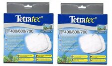 2 x TetraTec Filter Floss Pad Tetra Tec EX600 EX700 Tropical Fish Tank Media