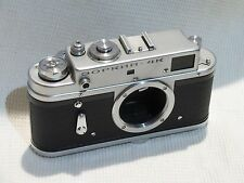 ZORKI 4 K 4K Russian Leica M39 mount camera BODY only     7006 russ
