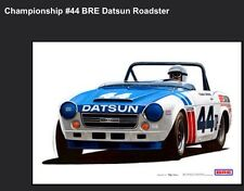 Championship #44 BRE Datsun Roadster- Car Poster New! Own It!