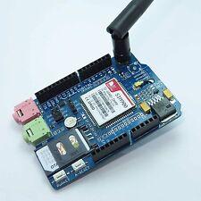 SIM900 Quad-band GSM/GPRS Shield for Arduino UNO/MEGA/Leonardo-USA Seller