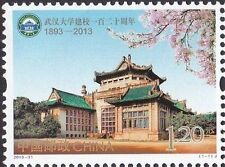 CHINA 2013-31 The 120th Anniversary of Wuhan University 武汉大学 stamp 1v MNH