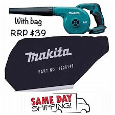 NEW  Makita 18V LXT Lithium Cordless Blower DUB182Z Fast Post With Dust Bag