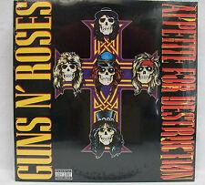 """NEW & Sealed Guns N' Roses """"Appetite For Destruction"""" 180-Gram Vinyl Record LP"""