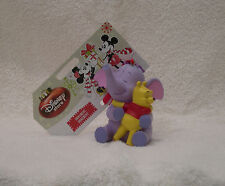 Disney Store POOH & LUMPY THE HEFFALUMP Ornament Retired NWT Friends