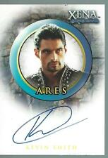 Rare Xena Warrior Princess Autograph Card A4 Kevin Smith Rittenhouse Archives G+