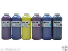 6pint Pigment refill ink for Epson 79 Stylus Photo 1280 1400 1410 CISS