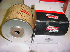 ENGINE OIL FILTER FORD/NEW HOLLAND TRACTOR 2000,3000,4000,5000-9600,TW20 P47