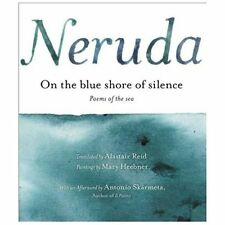 On the Blue Shore of Silence: Poems of the Sea (English and Spanish Edition) by