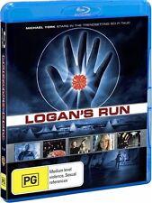 LOGAN'S RUN...BLU RAY...VGC