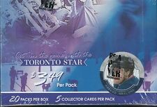 MARKUS NASLUND VERSION 2003-04 ITG TORONTO STAR HOCKEY SEALED BOX