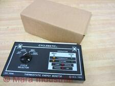 Cyclematic CYCLEMATIC Thermostatic Energy Monitor