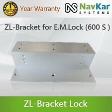 ZL Bracket for Electronic Door Lock for 600 Series Electromagnetic/Magnetic Lock