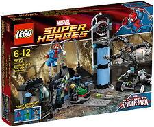 LEGO #6873 Super Heroes MARVEL UNIVERSE Spider-Man's Doc Ock Ambush