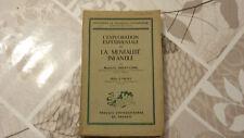 L'EXPLORATION EXPÉRIMENTALE DE LA MENTALITÉ INFANTILE / VIOLET-CONIL / 1946