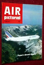Air Pictorial 1977 June French Aerospace,Hawker Hind,Mann Egerton Aircraft