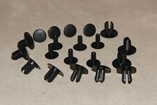 100pcs 8mm MERCEDES BENZ Clips Rivets- Interior Trim Panels, Carpet&Linings