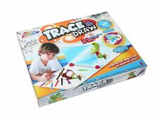 KIDS TRACE & DRAW MAGIC MIRROR MAGNIFY IMAGES TO SKETCH COPY COLOUR 16-6068 RMS