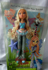 BRATZ NRFB RARE Glow in the Dark DEE Fashion Pixiez fairy doll MIB