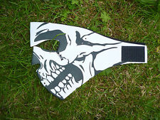 Full Face Skull  Neoprene Face Mask - 3mm thick Great design Motor