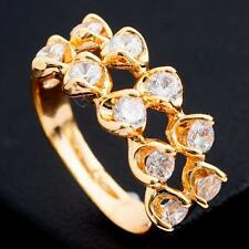 24K Gold Plated Non Allergic Rings for Special  ❤❤